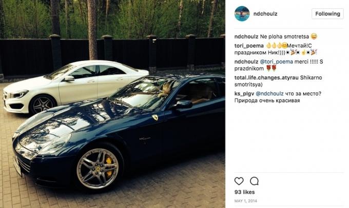 Навальный рассказал о роскошной жизни сына пресс-секретаря Путина (5)