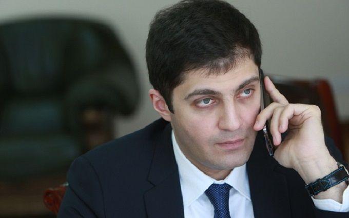 Соратник Саакашвілі дуже різко висловився на адресу Порошенка