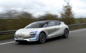 Renault представила машину с автопилотом и виртуальной реальностью