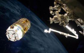 Япония отправила на МКС беспилотный грузовик: опубликовано впечатляющее видео