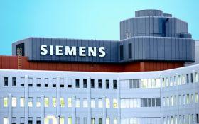 Siemens со скандалом разорвал отношения с Россией из-за Крыма