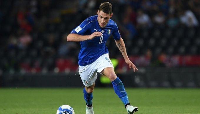 Милан предложил за Белотти 40 миллионов евро Палетту и Ньянга