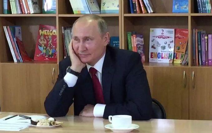 Мережа вибухнула через відео з Путіним, який нагодував теличку