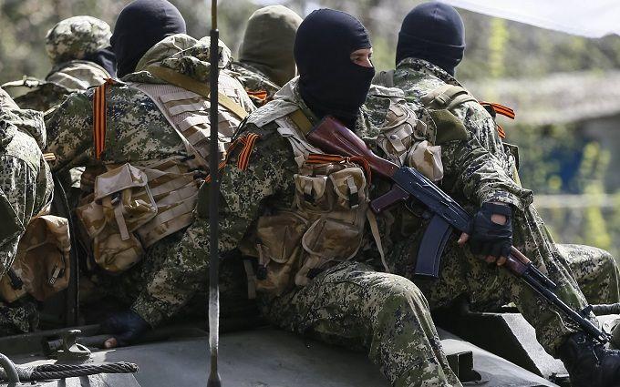 Розвідка дізналася про дивні тренування бойовиків ДНР