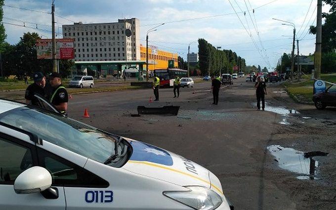 В Черкассах произошел мощный взрыв, погиб известный бизнесмен: опубликованы фото