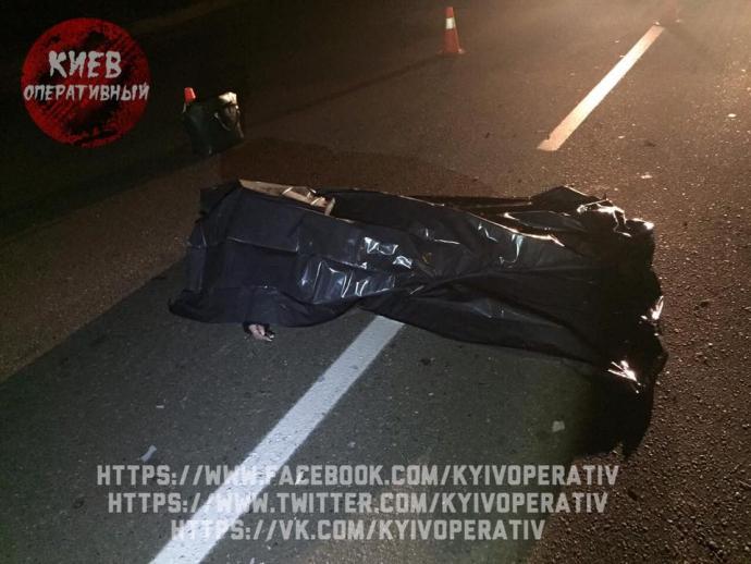 У Києві автомобіль збив пару, дівчина померла: з'явилися фото (1)