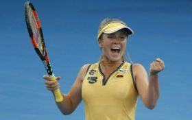 Украинка Свитолина выиграла престижный турнир в Турции