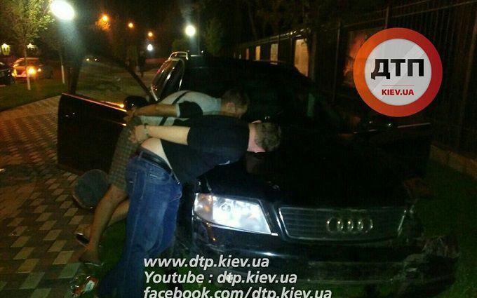 Вагітна жінка з дитиною дивом вижили в п'яній ДТП: з'явилися фото