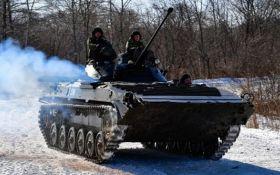 Боевики из БМП атаковали ВСУ на Донбассе, но понесли потери - штаб ООС