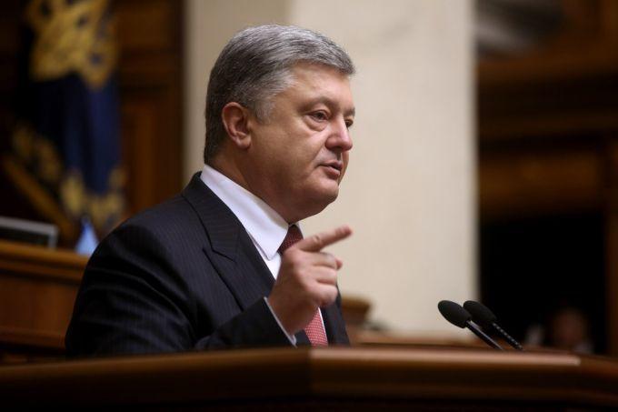 Порошенко дал важное обещание украинским военнослужащим