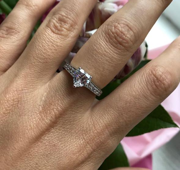 Как выбрать женское серебряное кольцо: магические свойства драгоценного металла и камней (1)