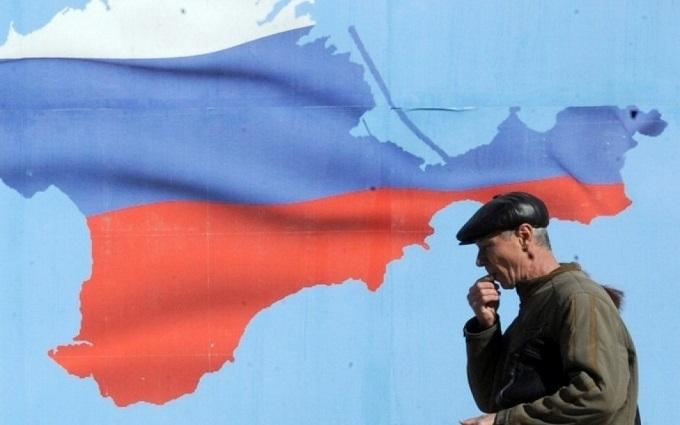 В США на примере Крыма показали, чего боится Путин