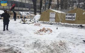 Зіткнення біля Верховної Ради: число постраждалих збільшилося