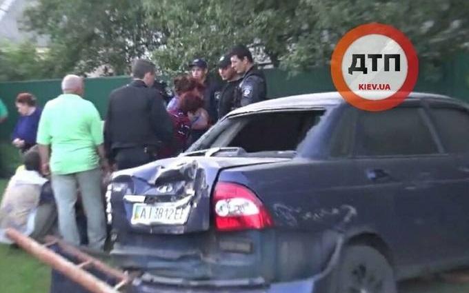 Страшне ДТП із загиблими дітьми під Києвом: прийнято рішення щодо водія