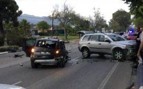 В Испании водитель на высокой скорости въехал в толпу, пострадали 8 человек