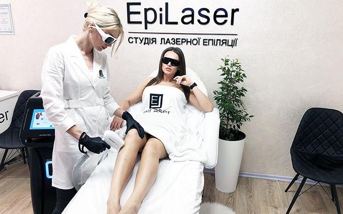 Новая лазерная эпиляция 3D в Киеве