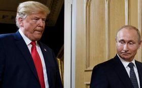 Путін поспілкувався з Трампом в Парижі: перші подробиці