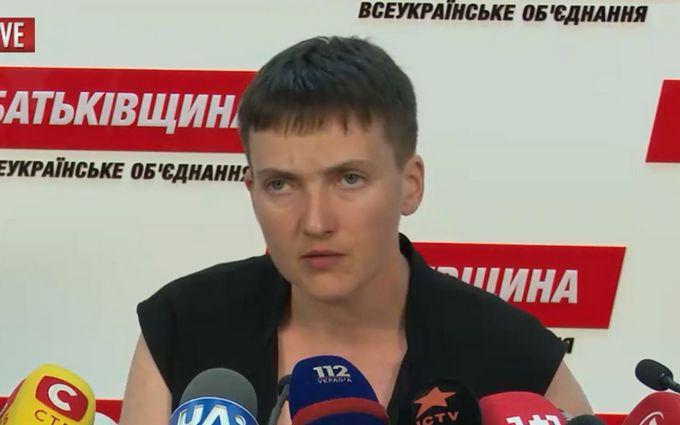 Савченко побачила ознаки можливої великої війни: опубліковано відео