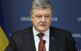 Порошенко хочет передвинуть границу с ЕС до Львова