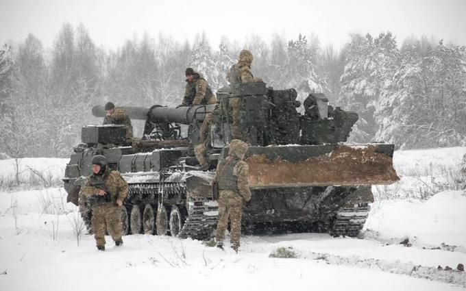 На Донбассе украинские бойцы взяли в плен боевика