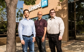 Microsoft купила одну из самых популярных в мире соцсетей
