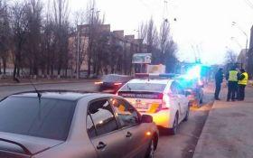 У Києві історія з гонитвою за п'яним на Mercedes отримала несподіване продовження: з'явилися фото і деталі
