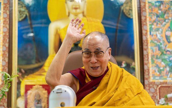 Щось неймовірне: Далай-лама випустив сингл з дебютного альбому
