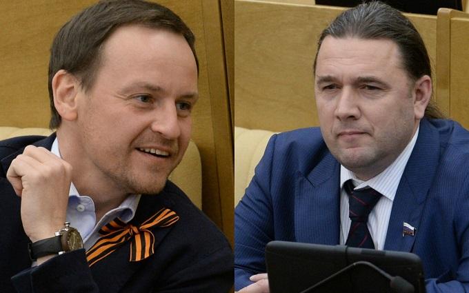 День побитих депутатів: в Росії сталися одразу два гучних інциденти