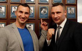 Брати-чемпіони: Віталій і Володимир Кличко потрапили в Книгу рекордів Гіннесса
