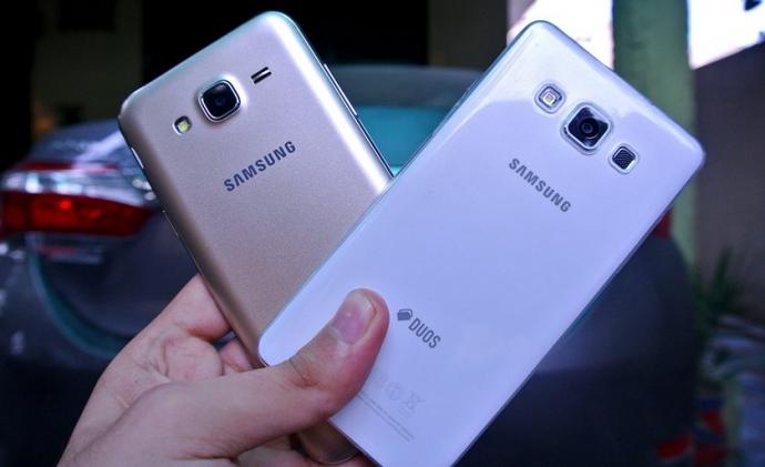 В Сети появились характеристики смартфона Samsung Galaxy J5 (2016)