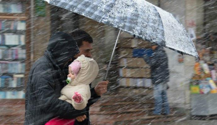 Синоптики сообщают о сильном ветре 3 февраля