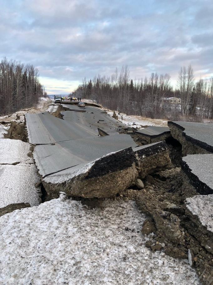 У Алясці стався потужний землетрус, введено надзвичайний стан: жахливі фото і відео (1)