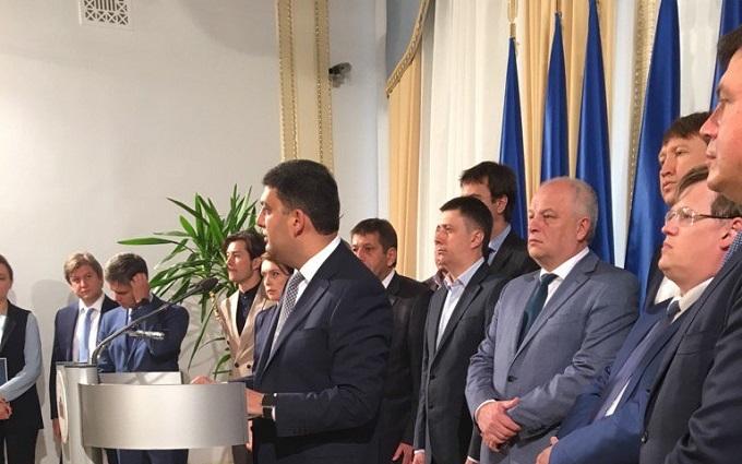 Гройсман у Раді жорстко пройшовся по Тимошенко