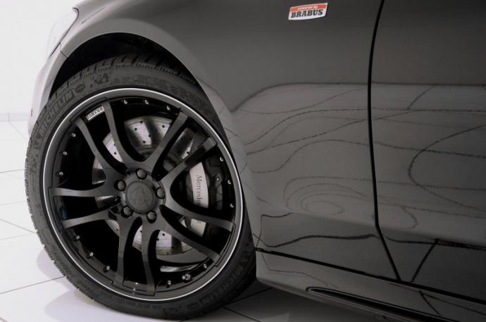 Компания Brabus преобразила Mercedes-Benz C 450 AMG Sport (2)