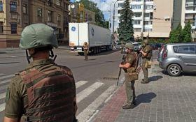 Спецоперация в Луцке - стало известно, какие силы привлекли для спасения заложников