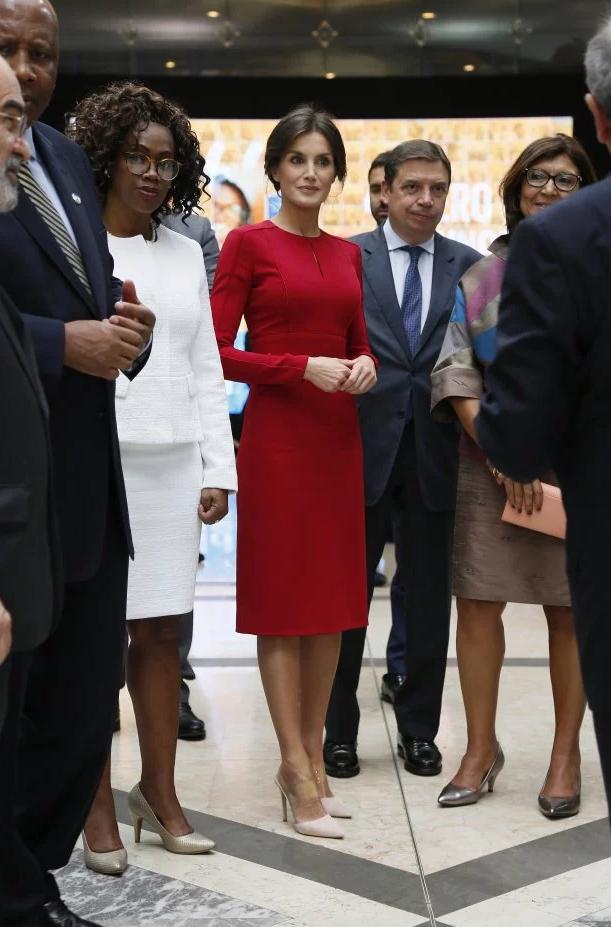 """""""Идеальная женщина"""": королева Испании поразила публику непревзойденным образом (1)"""