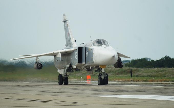 Збитий турками російський літак: спливла несподівана деталь