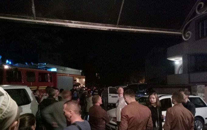 Підпал машини ОБСЄ на Прикарпатті: з'явилися відео інциденту