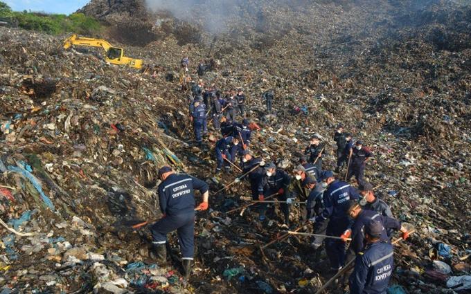Трагедія на львівському звалищі: знайдено тіла двох загиблих