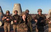 С ними есть надежда на рассвет: появилось яркое видео об украинских женщинах-военных