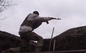 Бои под Мариуполем: появилось драматичное видео с передовой АТО