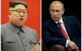 В КНДР раскрыли содержание письма Путина Ким Чен Ыну