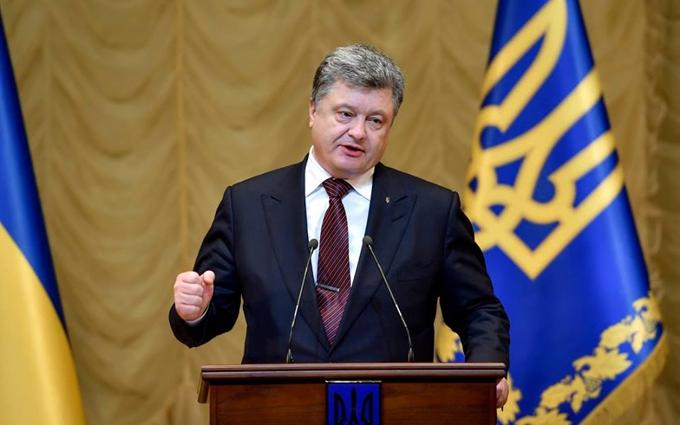 Порошенко решил как следует отреагировать на недопуск своего представителя в Россию