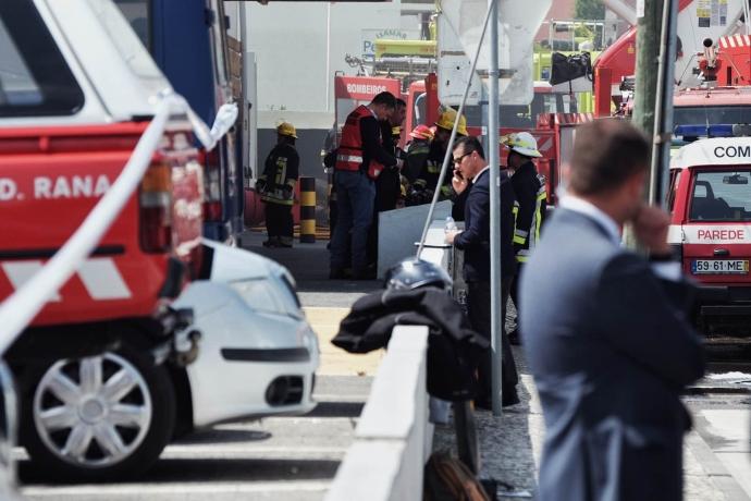 В Португалии разбился самолет, есть жертвы: опубликованы фото и видео (1)