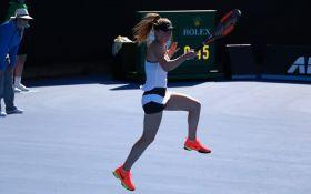 Украинка Свитолина уверенно вышла в 1/16 финала Australian Open: опубликовано фото
