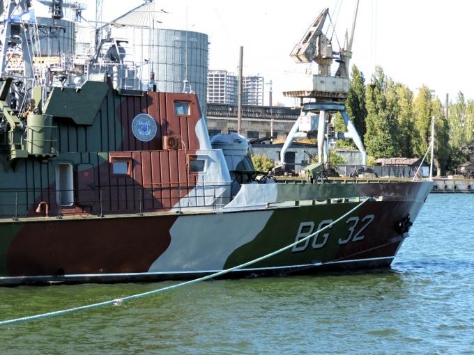 """""""Донбасс"""" в строю: Украина усилила охрану в Азовском море (1)"""