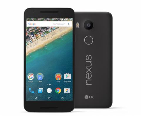 LG представила новий смартфон Nexus 5 Х (1)