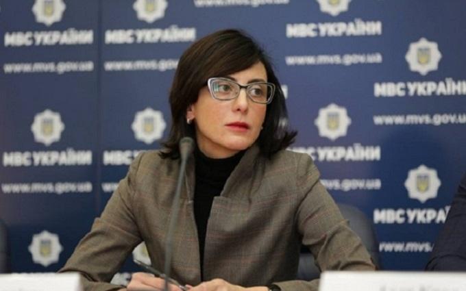 Деканоїдзе озвучила величезну кількість поліцейських, які охоронятимуть гей-парад