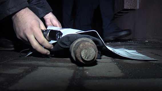 В Виннице произошел загадочный инцидент с гранатой: появились фото (3)