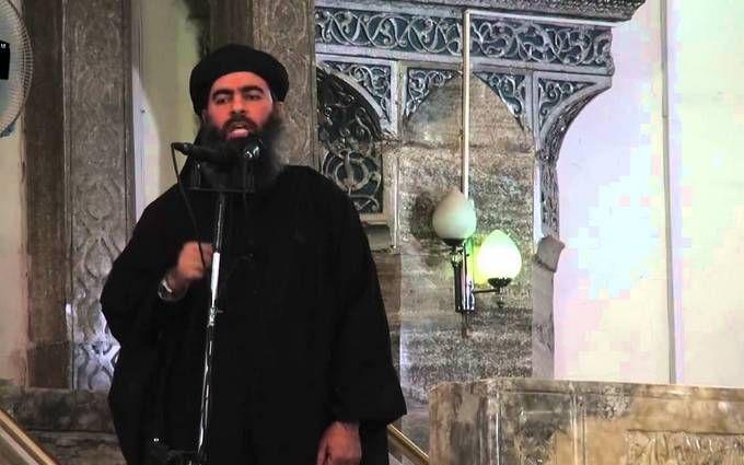 """Стало відомо про отруєння """"безсмертного"""" глави ІДІЛ"""